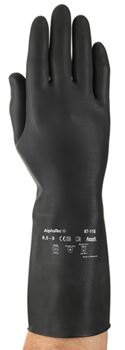 AlphaTec87 118BlackProduct Front