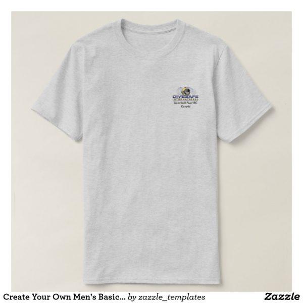 T shirt front w divesafe logo 2 70e5759b 40b5 4c82 964a 75eabb172872