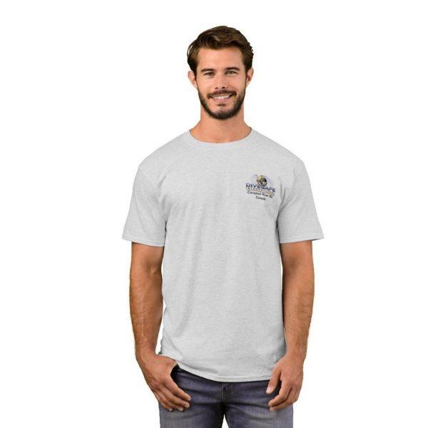 T shirt grey front w divesafe logo f324caa1 7beb 4f79 95d2 f181a765e4dc